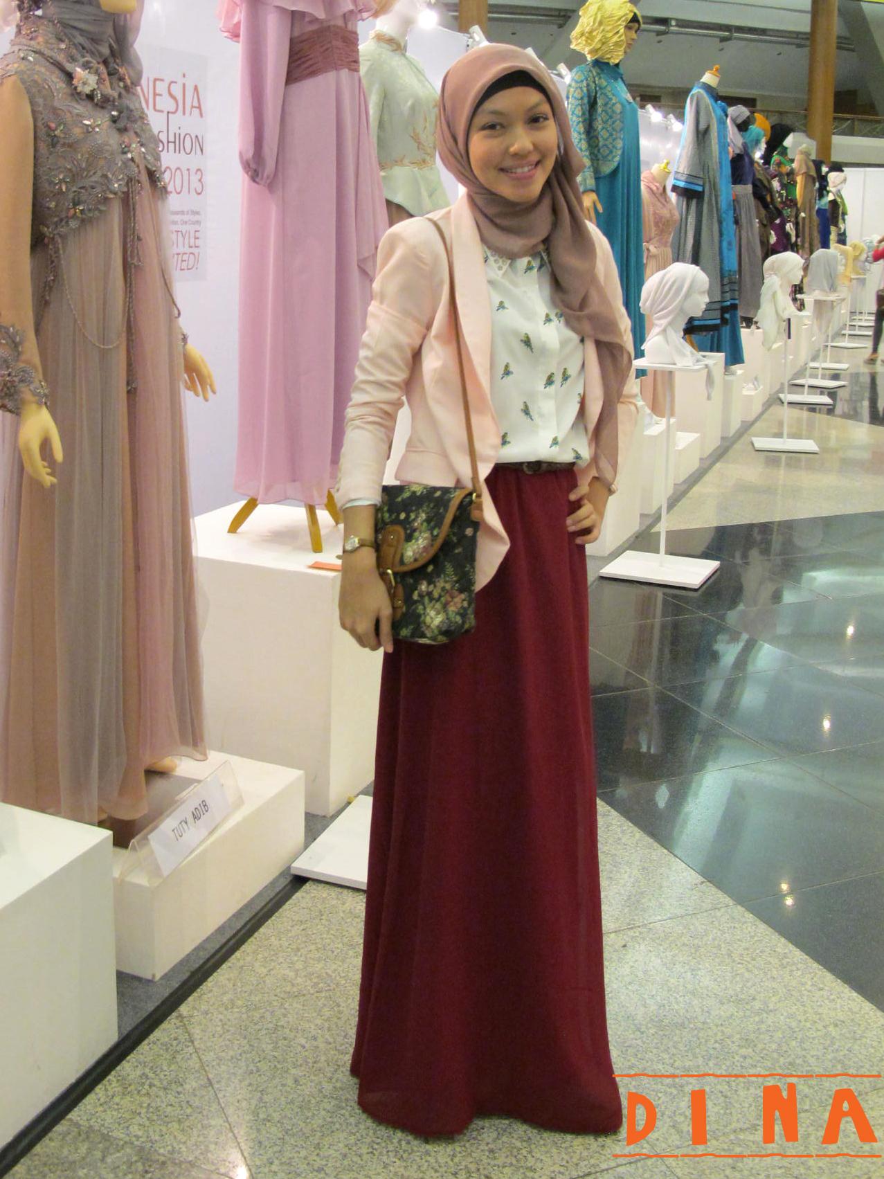 Indonesia Islamic Fashion Fair 2013 Whatiwear Happenings
